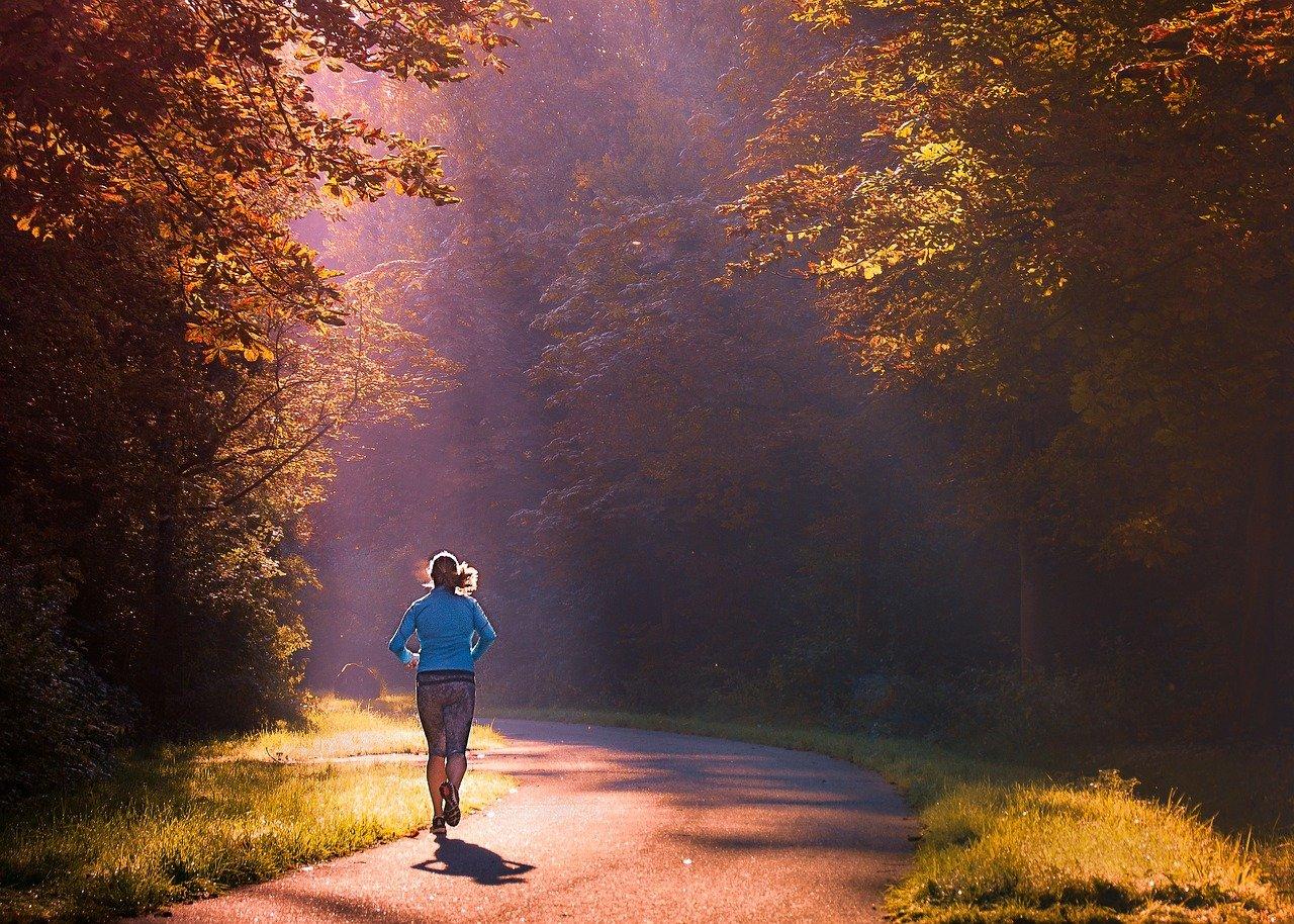 Jak to jest z bieganiem podczas okresu?