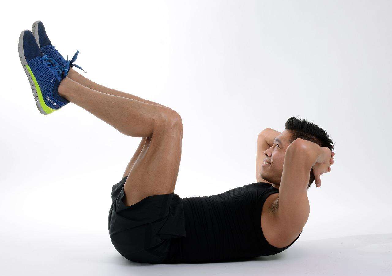 Pięć ćwiczeń na wzmocnienie mięśni brzucha